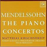 F.Mendelssohn:the Piano Concer [Import anglais]