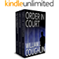 Order in Court: Three thrilling courtroom novels
