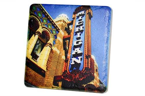 Ann Arbor Michigan Theatre Coaster