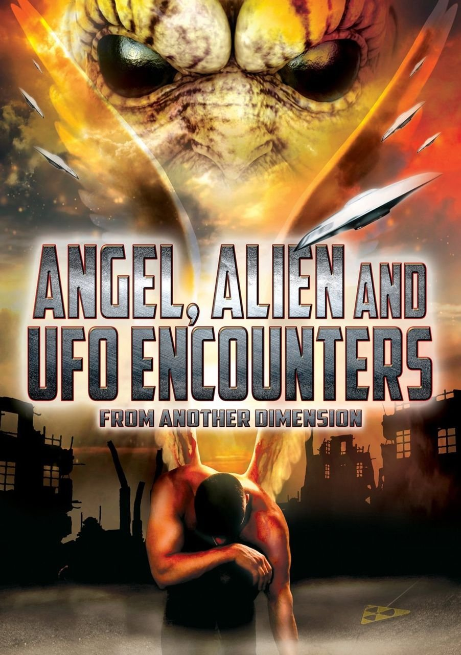 DVD : Allison Kruse - Angel, Alien And Ufo Encounters From Another Dimension (DVD)