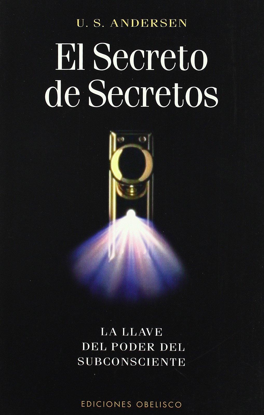 El secreto de secretos (NUEVA CONSCIENCIA): Amazon.es: ANDERSEN, UELL STANLEY: Libros
