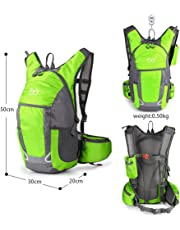 30L Outdoor Riding Backpack CampingTravelling Vackpack Sports Daypack Running Hiking Cycling Bag(5Colors)