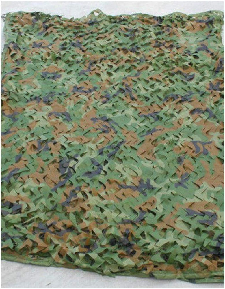 2m×3m迷彩ネットキャンプ軍事狩猟射撃盲目的に隠されたパーティーの装飾の日焼け止めを見て、キャンプの避難所 (Size : 10m×30m)  10m×30m