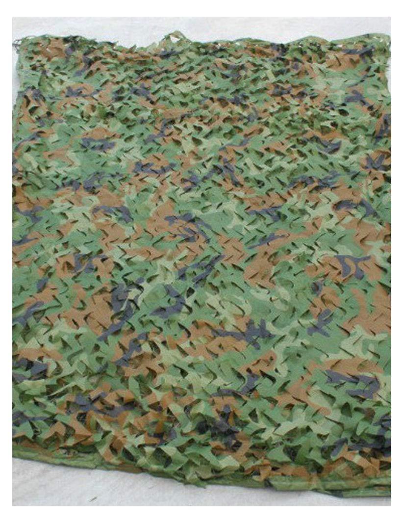WNpb Tente de Camping en Tissu Oxford, Camouflage, Camouflage, Filet de Prougeection Solaire