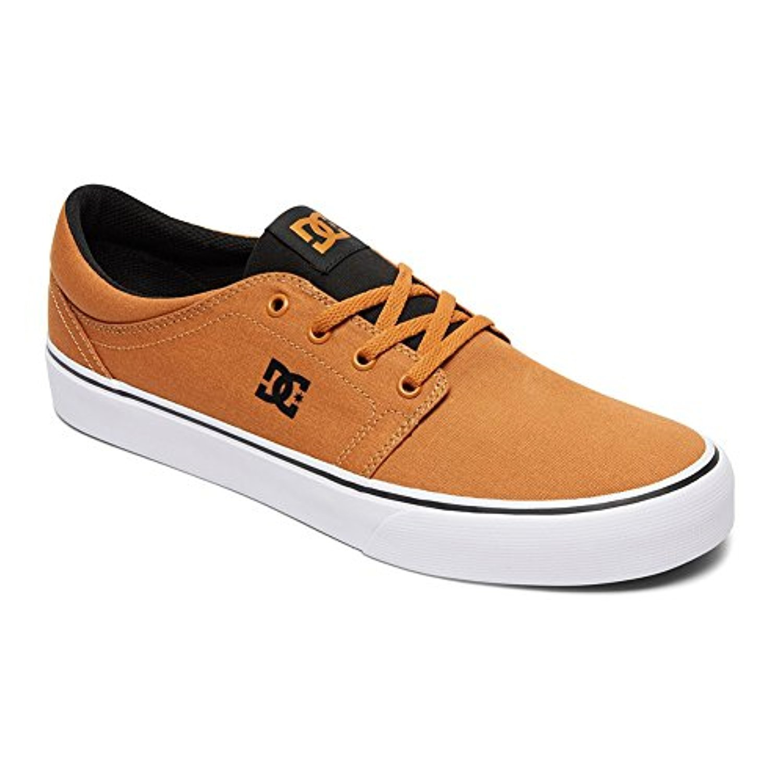 DC Men's Trase TX Unisex Skate Shoe B071XY47WF 6.5 D D US|Wheat/Black