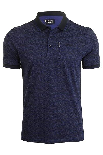 8bd85d346 Ben Sherman X Keith Moon Polo T-Shirt  Amazon.co.uk  Clothing