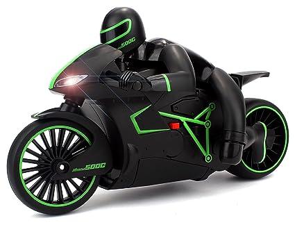 Amazon.com: Velocity Toys Speed Lightning Remote Control RC ...