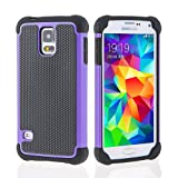 Galaxy S5 Case,OHOH [Shock Absorbent] [Impact