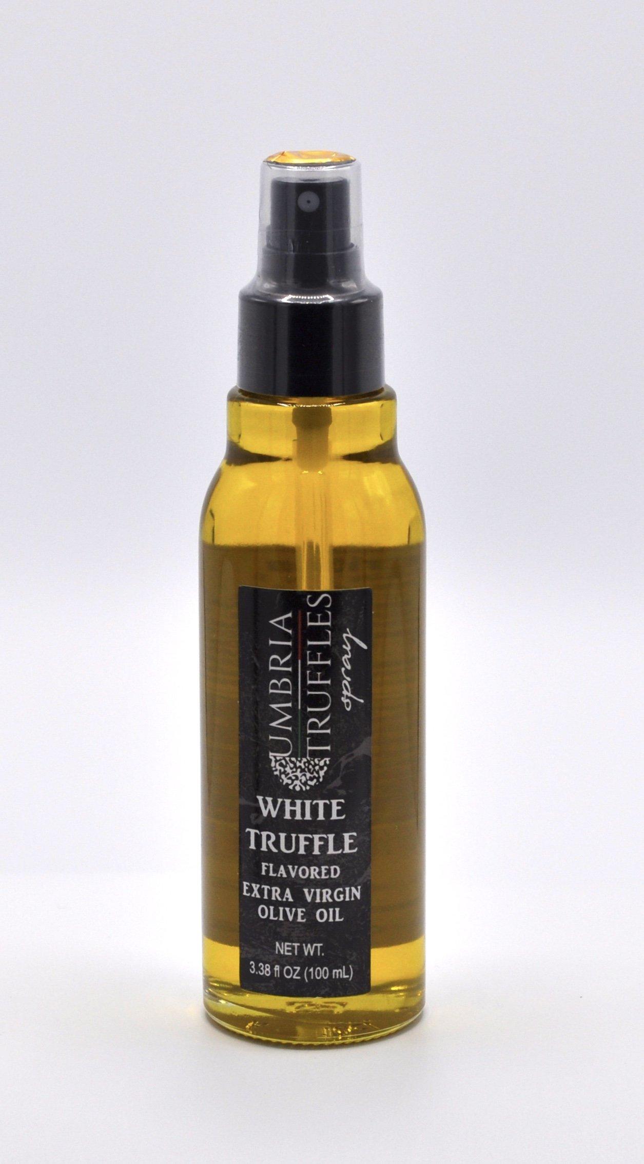 White Truffle Flavored Extra Virgin Olive Oil 100ml Spray Bottle