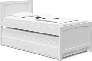 Thomasville Kids Harlow Captain's Bed, White