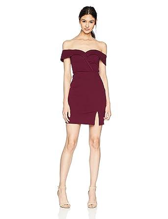 98770144 Amazon.com: Speechless Women's Off The Shoulder Bodycon Sheath Dress ( Junior's): Clothing