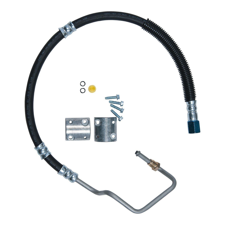 Edelmann 92526 Power Steering Pressure Line Hose Assembly