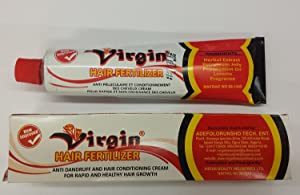 Virgin Hair Fertilizer 125g