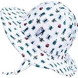 Jan & Jul Toddlers Kids Cotton Floppy Adjustable Sun Hat for Boys Girls, UV Protection