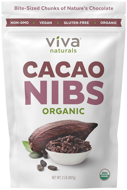Viva BEST Tasting Organic Cacao Nibs