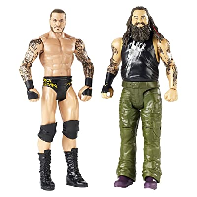 WWE Randy Orton & Bray Wyatt 2-Pack: Toys & Games