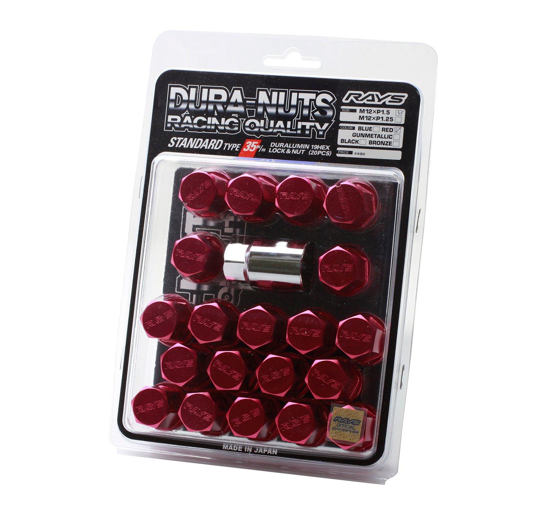 Rays W3512125R Dura Nut