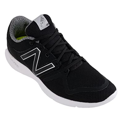 New Balance Men's Vazee Coast Running Shoe, Black/White, ...