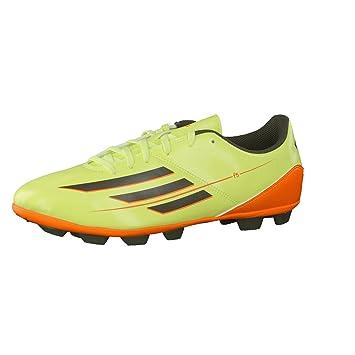Adidas fussballschuhe F5TRX HG, Homme, Multicolore - vert (glow s14/earth green s13/solar zest)