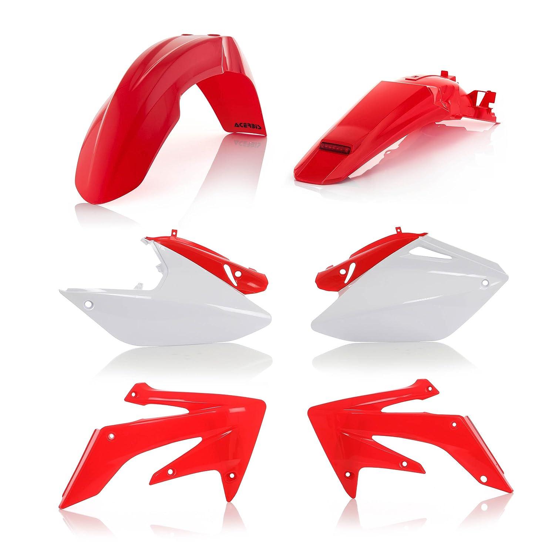 ACERBIS 0008098.553 KIT PLASTICO REPLICA CRF 250 X 2008 08 2009 09 2010 10 2011 11