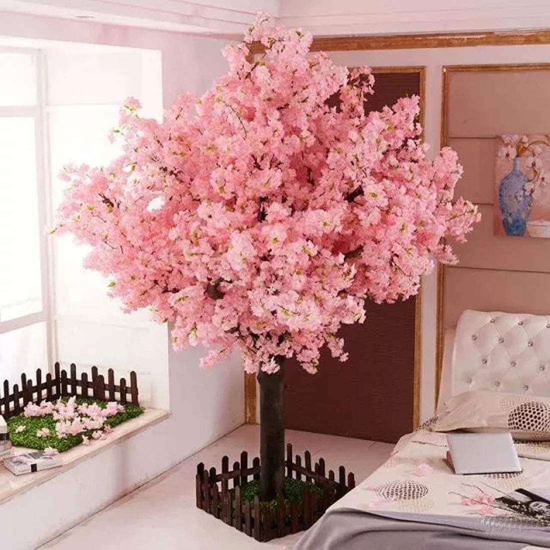 Amazon.com Vicwin One Artificial Cherry Blossom Trees Handmade ...