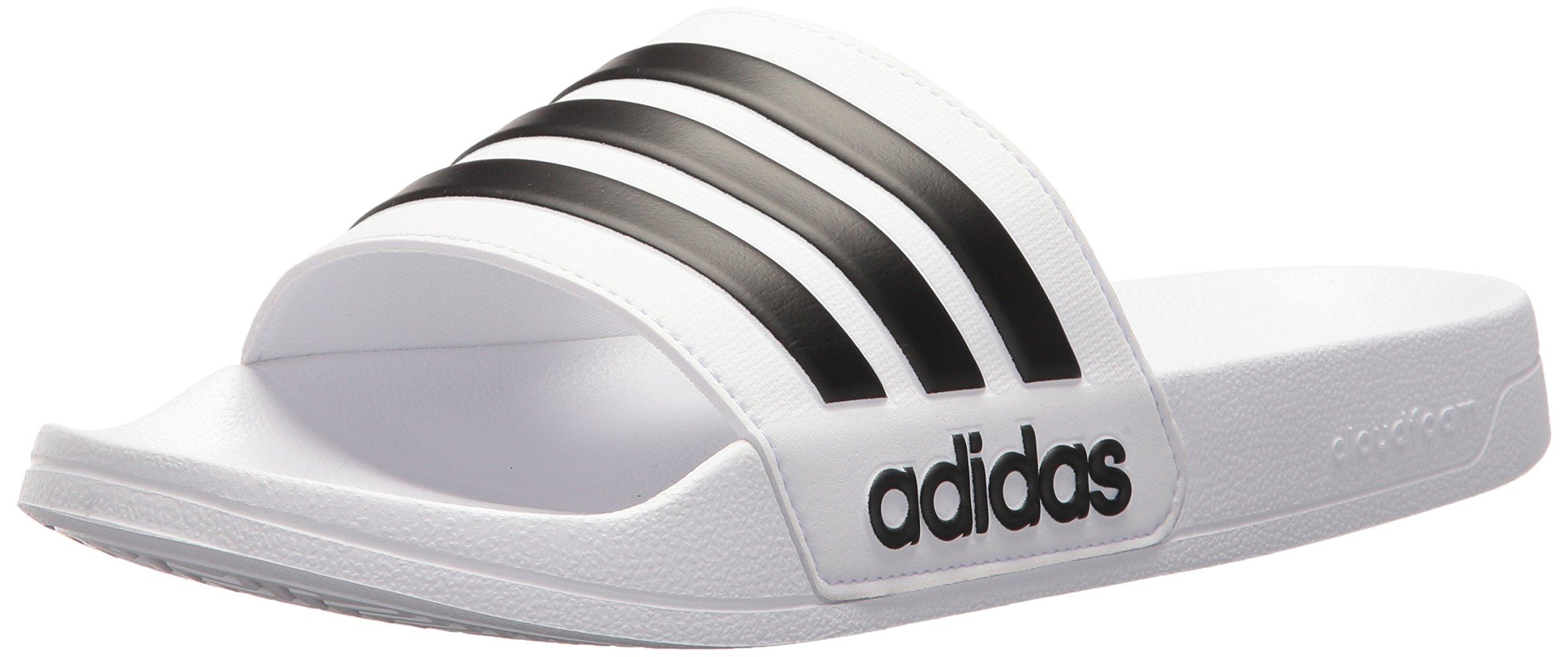 f7e23895d3c4 Galleon - Adidas Men s Adilette Shower Slide Sandal