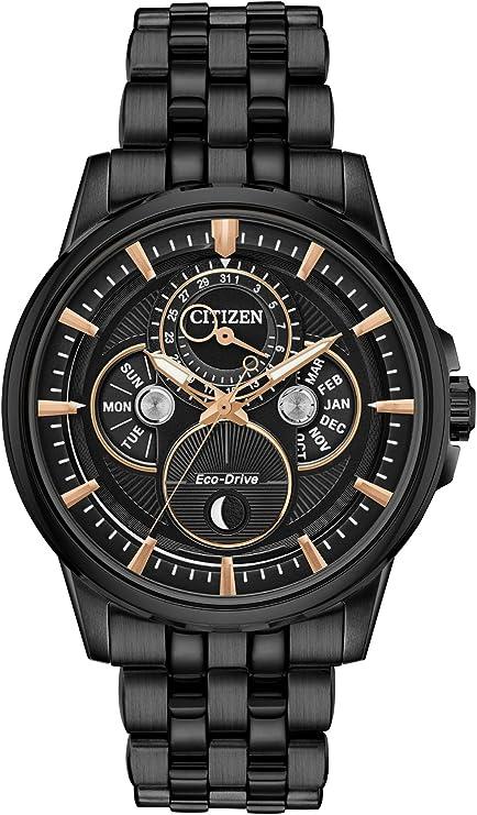 Citizen BU0057-54E Calendar Watch