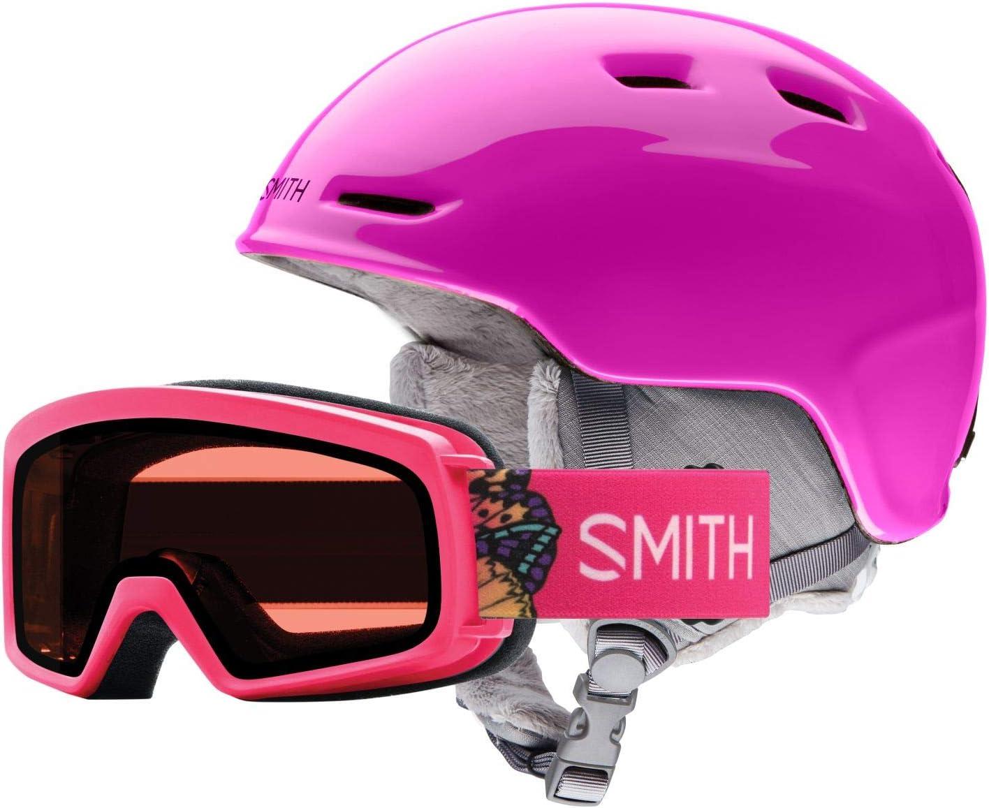 Smith Optics 2019 Zoom Jr. Rascal Combo Youth Snowboarding Helmets