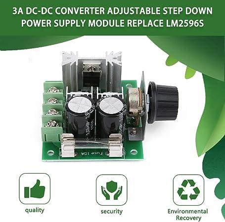 12V-40V DC Pulse Width Modulator PWM Vitesse moteur régulateur contrôleur commutateur 10 A