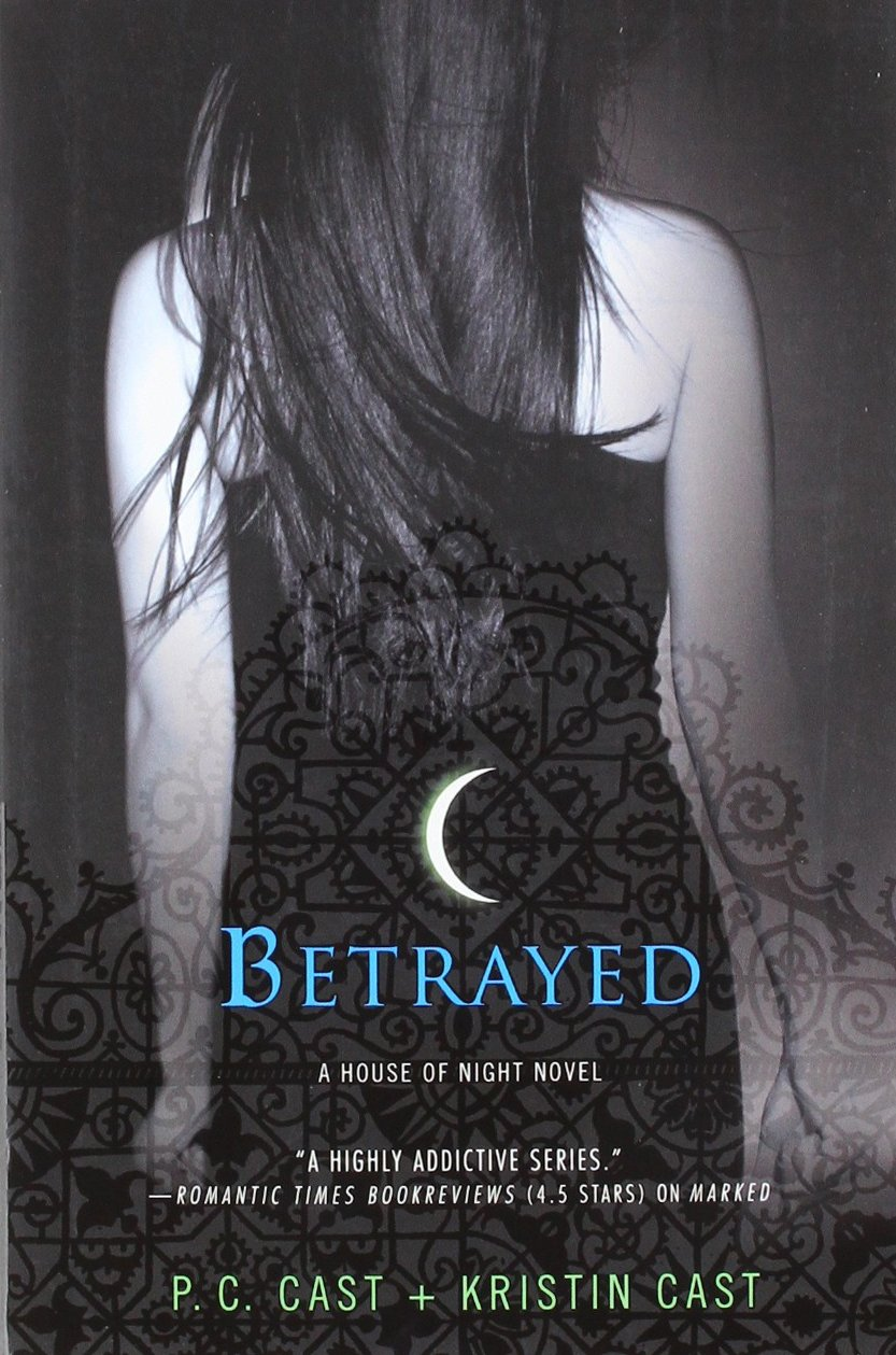 Buy House Of Night Tp Boxed Set Books 1 4 Marked Betrayed