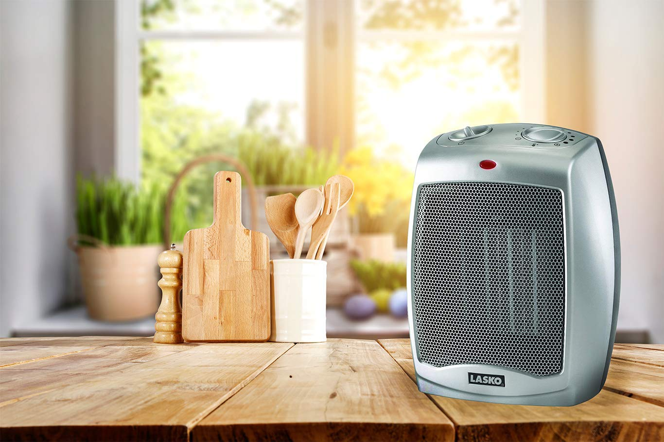 Lasko Electric Ceramic Heater.