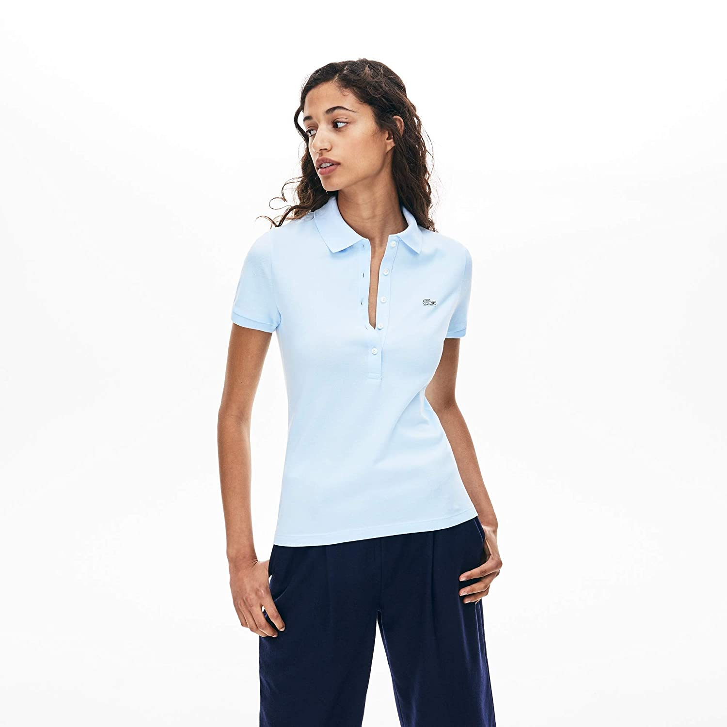 Polo mujer lacoste