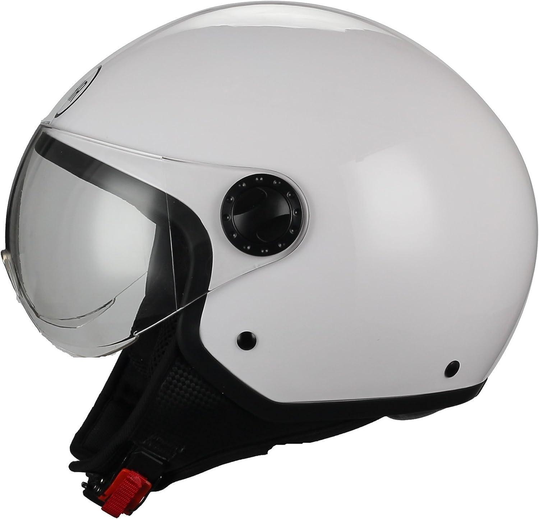 Bhr Demi Jet Line One 801 Motorcycle Helmet Auto