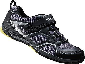 Zapatillas Shimano SH-CT70 negro para hombre Talla 39 2014: Amazon ...