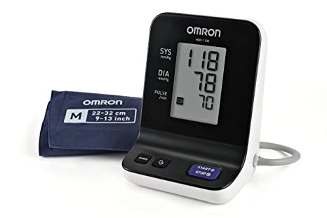 OMRON M300 - Tensiómetro de brazo [Importado de Alemania]