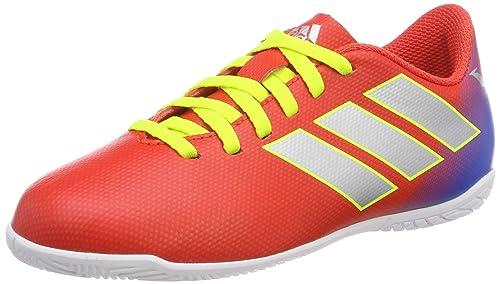 adidas Nemeziz Messi 18.4 In J, Zapatillas de Fútbol para Niños: Amazon.es: Zapatos y complementos