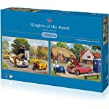 Gibsons Knights of the Road Jigsaw Puzzles (2 x 500 Pieces)