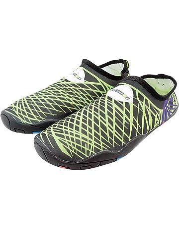 s.lemon Hombres Mujeres Zapatos de Agua Zapatos de Aqua Zapatos de Buceo de Secado
