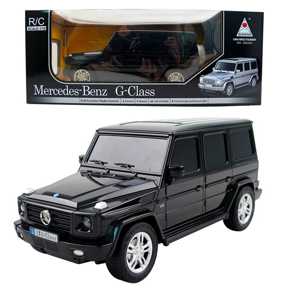 1 18 Mercedes Benz G Class G500 Rc Remote Control Car Kid Toy