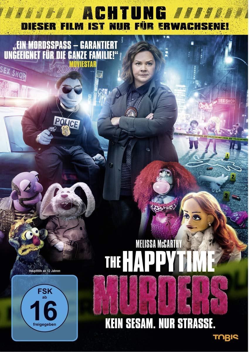 The Happytime Murders Amazonde Melissa Mccarthy Brian Henson