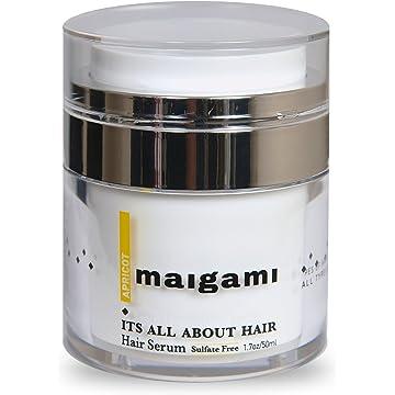 best selling Maigami Luxury Hair Serum Repair Dry And Damaged Hair