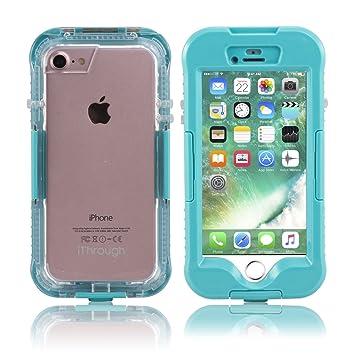 carcasa submarina iphone 7
