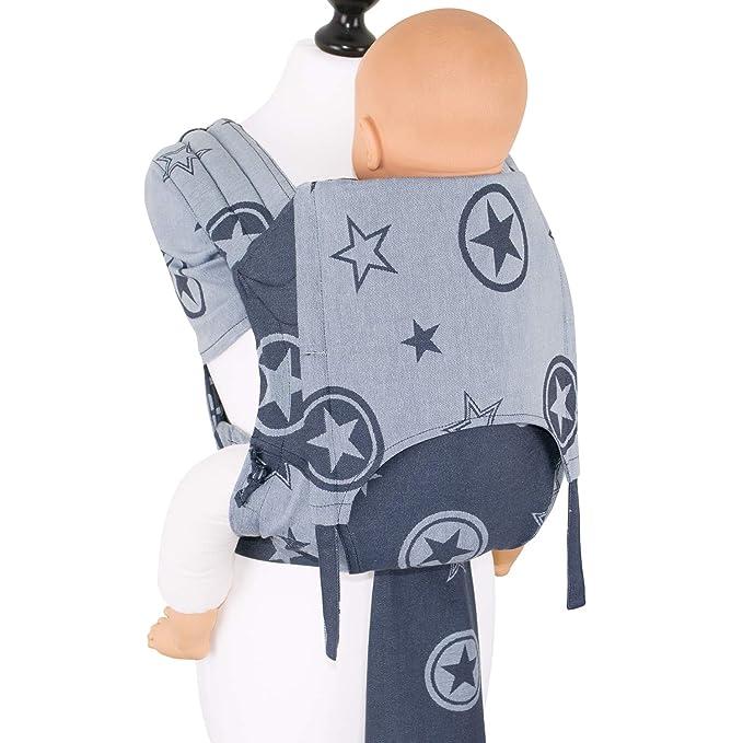 3c1f366619 1 opinioni per Fidella Mei Tai- Marsupio porta-bebè e zainetto per la  schiena