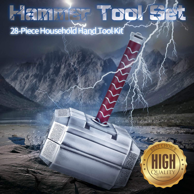 thor hammer tool set amazon