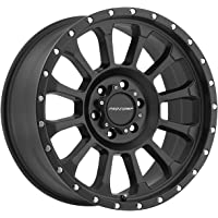 """Pro Comp Alloys Series 34 Rockwell Wheel with Satin Black Finish (18x9""""/6x135mm)"""