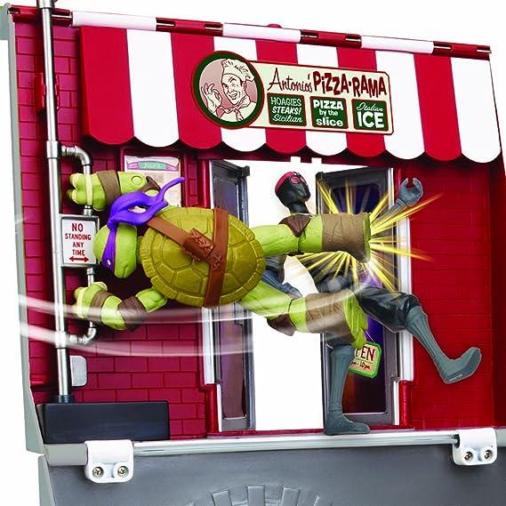 Amazon.com: Teenage Mutant Ninja Turtles Pop-Up Pizza Anchoa ...