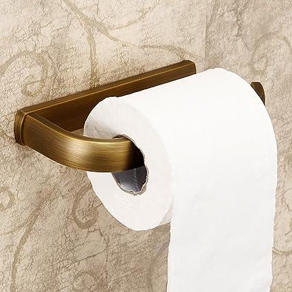 Amazon.com: Leyden Retro Bathroom Accessories Solid Brass Antique ...
