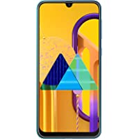 Samsung Galaxy M30s Dual SIM - 64 GB, 4 GB RAM, 4G LTE - Blue, UAE Version
