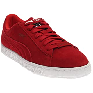 PUMA Mens Trapstar Suede Casual Sneakers,