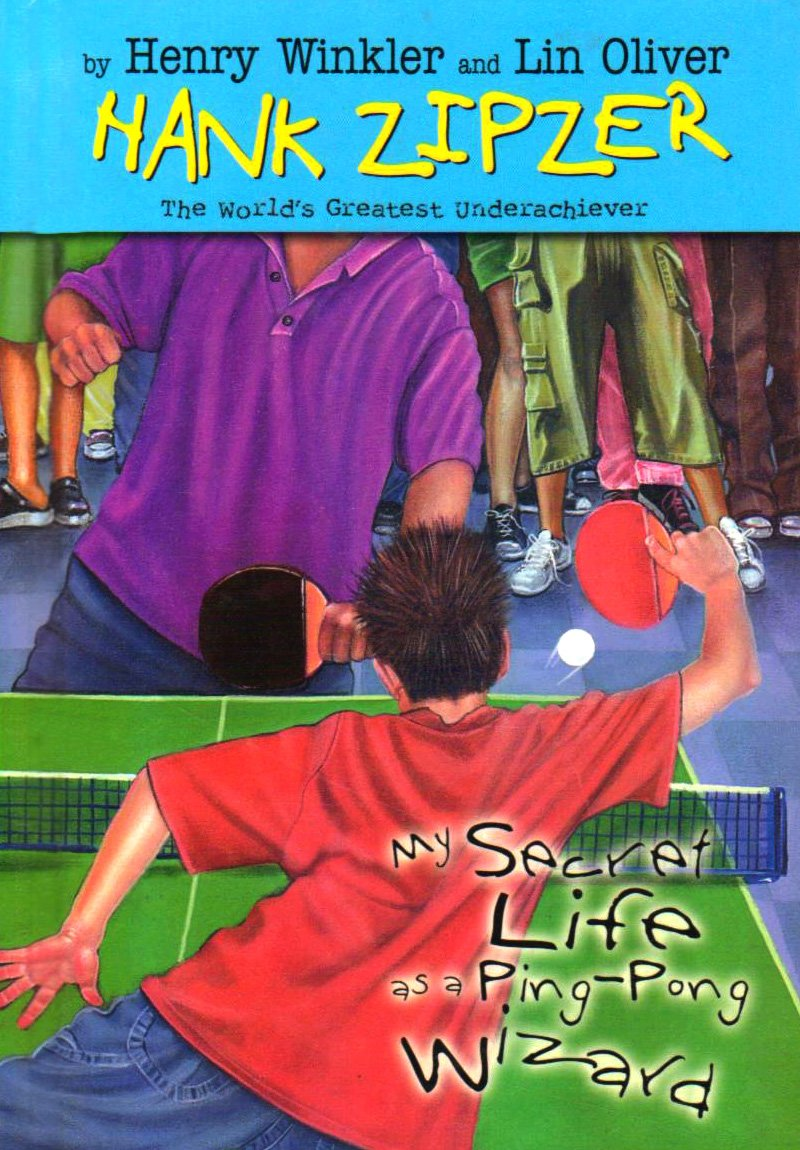 My Secret Life As a Ping-pong Wizard (Hank Zipzer, the World's Greatest Underachiever) pdf